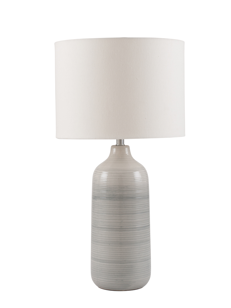 New Grey Ombre Table Lamp Lamp Table Lamp Table Lamps Uk