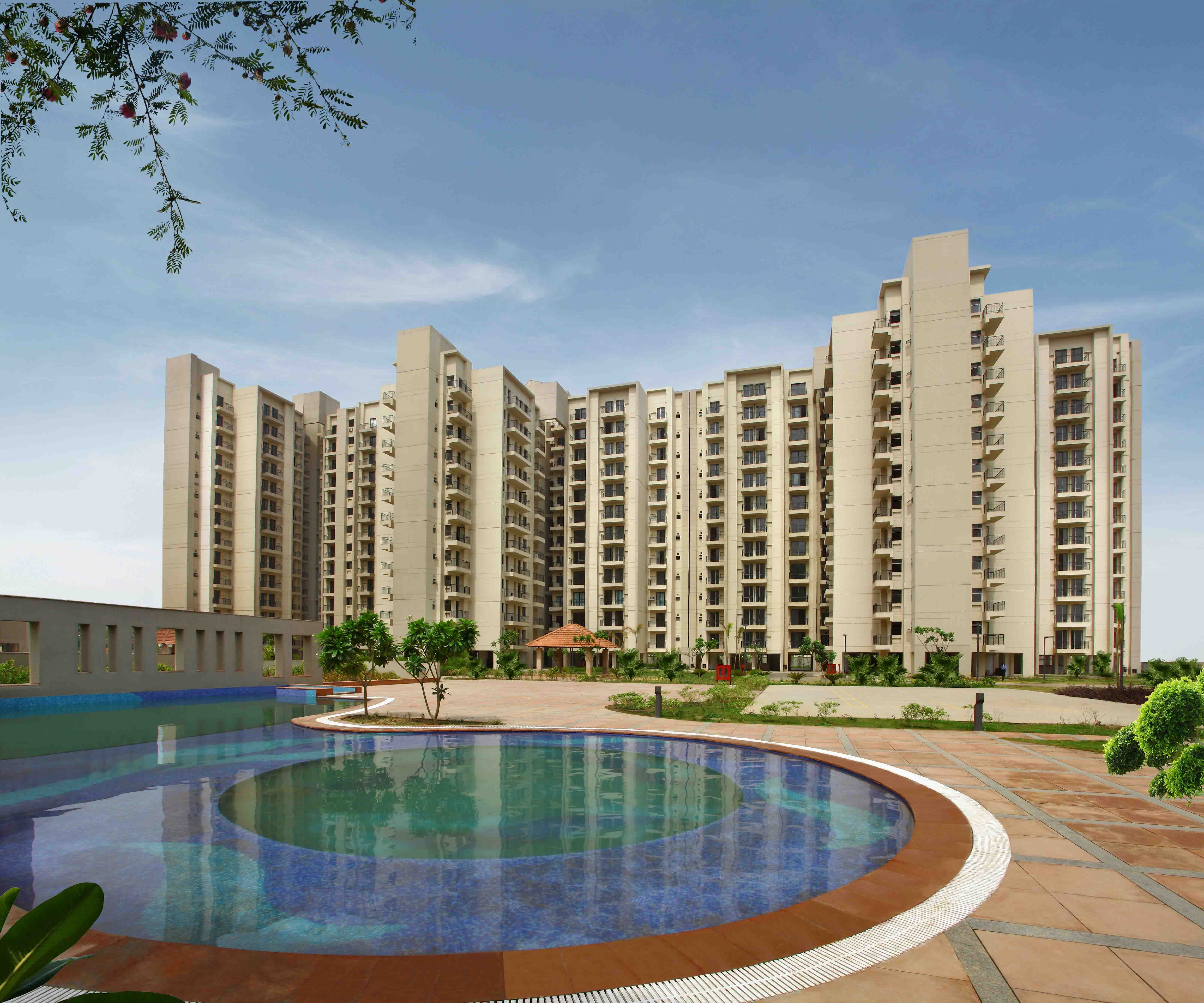 Developers are ing with a large variety of 2 3 and 4 BHK