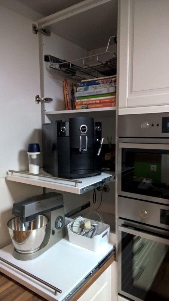 Endlich eine gut durchdachte Küche -Ikea-Fertiggestellte Küchen #kücheideeneinrichtung