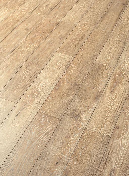 Whitewashed oak 12mm laminate flooring kronoswiss grand for Whitewash laminate flooring