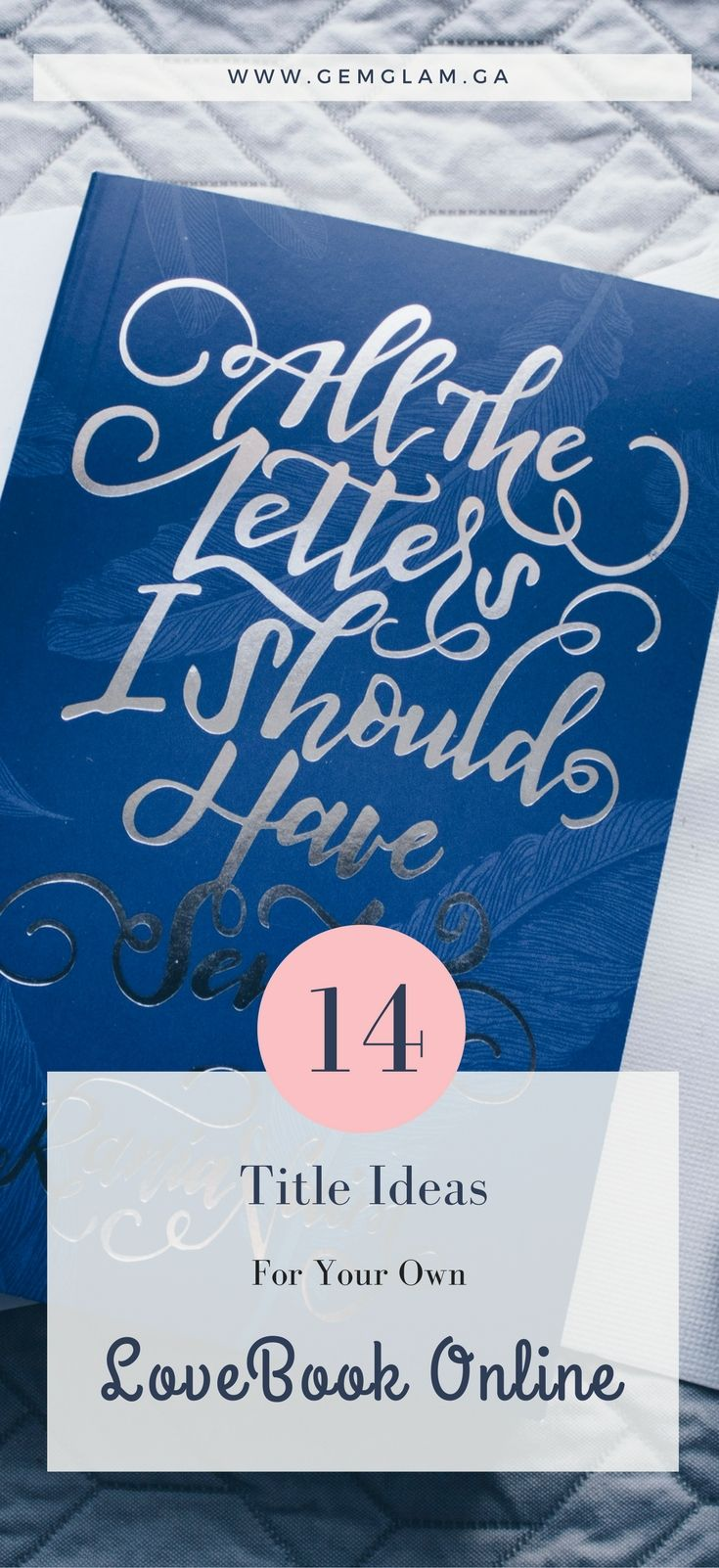 14 Title Ideas For Your Own Lovebook Online Gift Ideas Personalized Gifts Cus Personalised Gifts For Him Long Distance Relationship Valentines Promo Gifts
