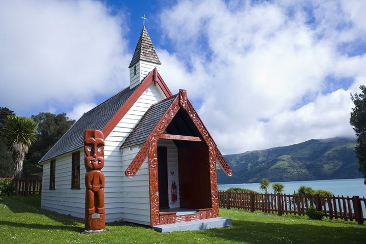 Maori Beliefs: House Styles