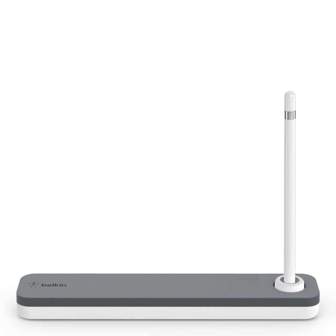 Belkin Case Plus Stand for Apple Pencil White/Grey