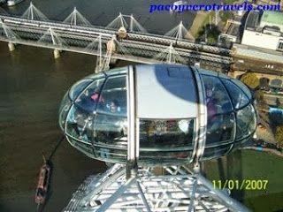 Capsula del London Eye #londres http://www.pacoyverotravels.com/2013/10/london-eye.html