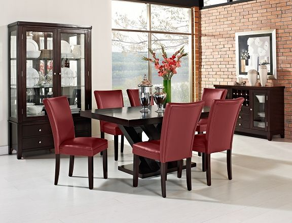 Delightful Tempest Caravelle III Dining Room Collection   Value City Furniture Dining  Table $449.99