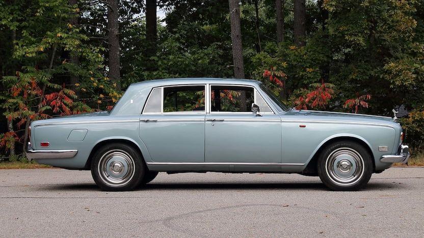 1971 RollsRoyce Silver Shadow L147 Kissimmee 2020