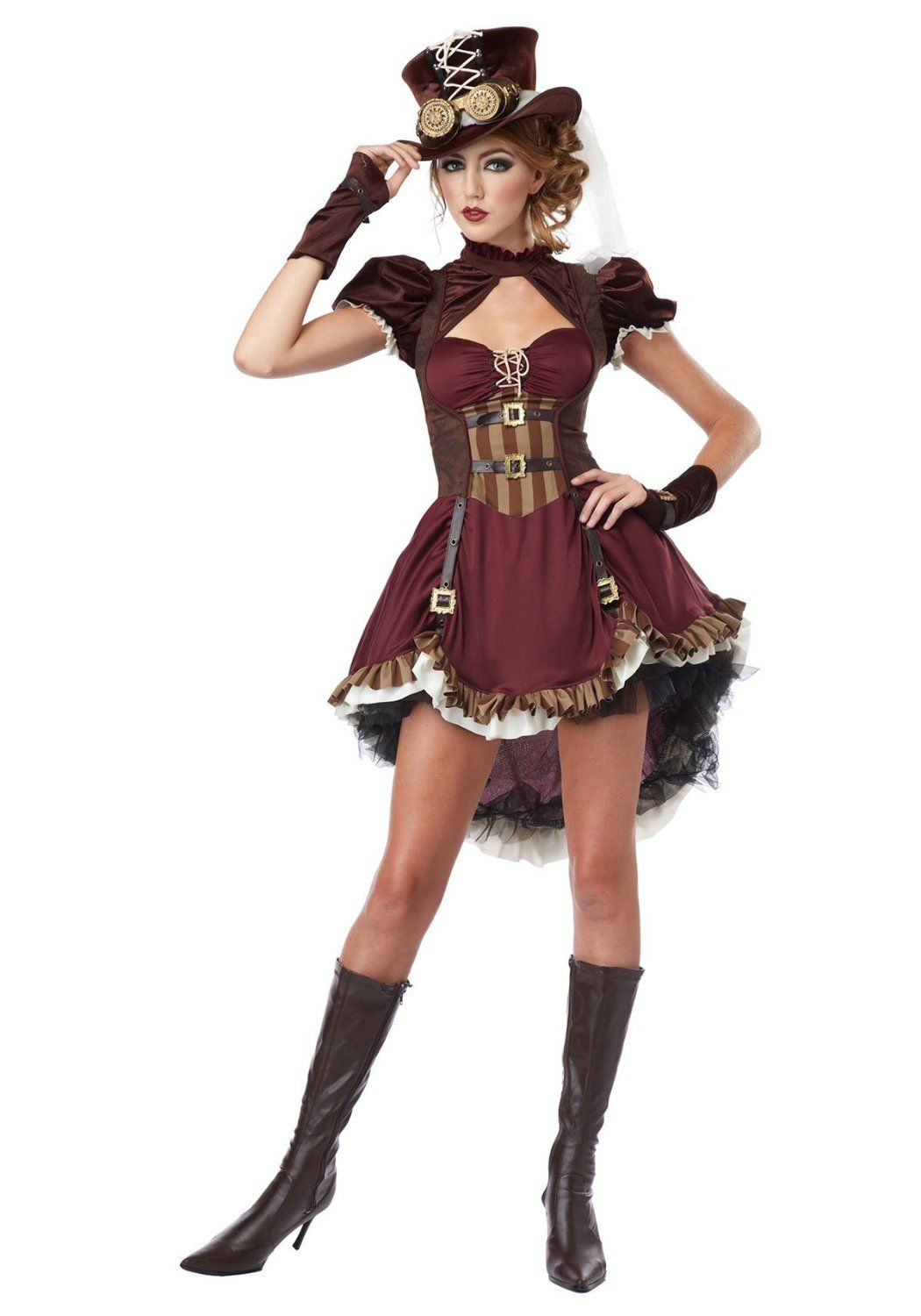 Teen Steampunk Dresses
