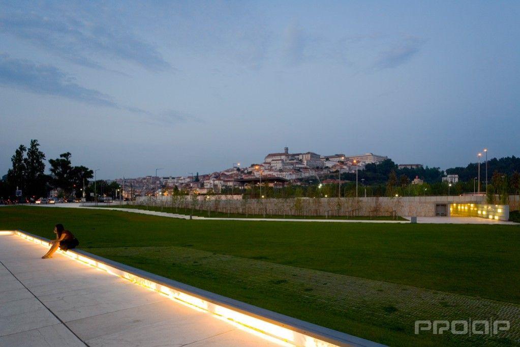 Parco Verde del Mondego - Entrata di ponente | Proap