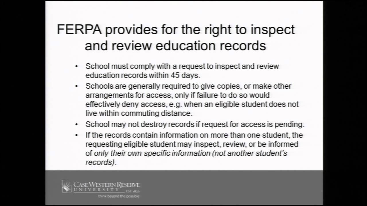 Speaking Of Privacy Whats Ferpa Got To Do With It Cybersecurity