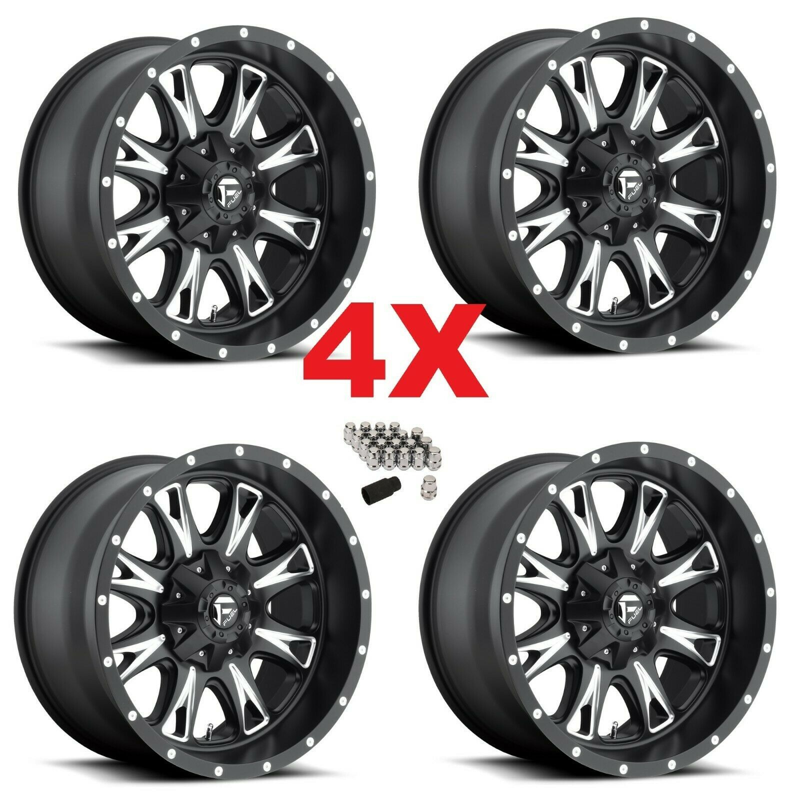 F150 black rims in 2020 fuel wheels wheel rims black