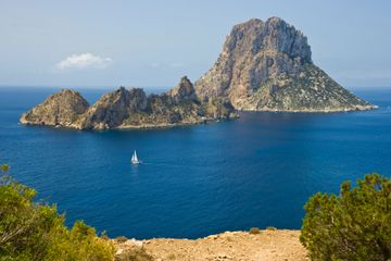 Es Vedranell and Western Inlets  #balearicislands
