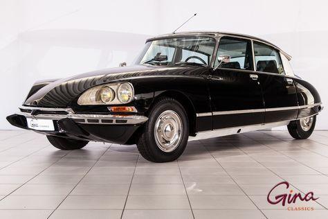 Citron Ds23 Ie Pallas Prestige Gina Classics A Automotive