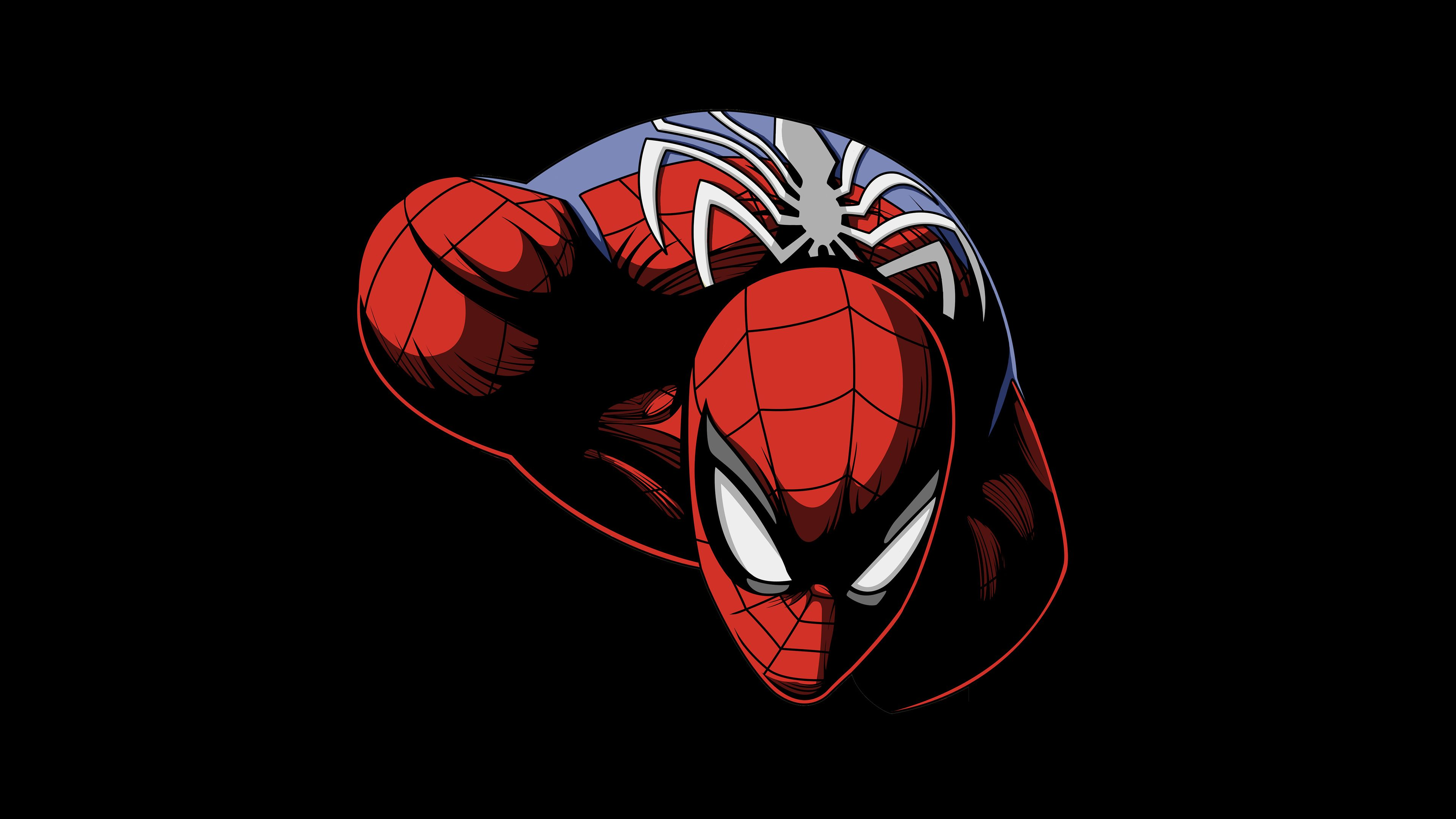 Spiderman Dark Oled 5k Superheroes Wallpapers Spiderman Wallpapers Red Wallpapers Oled Wallpapers Hd Wallpapers Dark W Spiderman Spiderman Comic Superhero