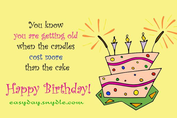 Funny Birthday Love Quotes For Her : Funny Birthday Wishes, Quotes and Funny Birthday Messages Funny ...