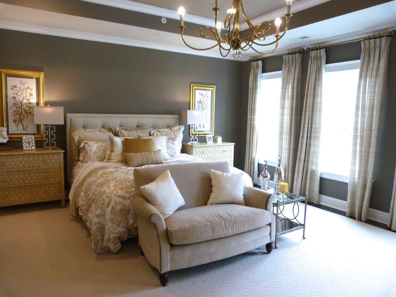 Builder Beige Is An Oxymoron Tan bedroom, Master bedroom