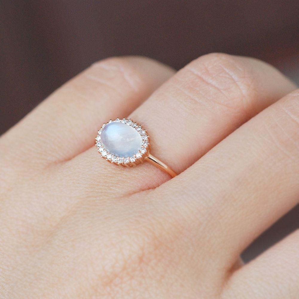 Opal diamond ring opal and diamond ring opal diamond engagement