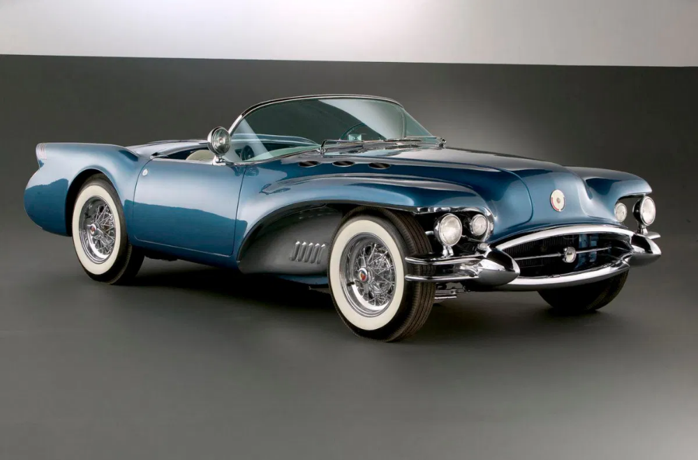 Design History: Buick's Fully-Open Rear Wheel Wells (1953 – 1957) – The Year-By-Year Opening