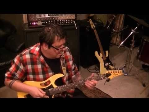how to play kickstart my heart on guitar