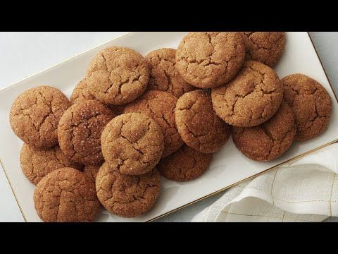 Gingerbread meets snickerdoodle in these richly spiced holiday cookies. Pillsbury™ sugar cookie ...