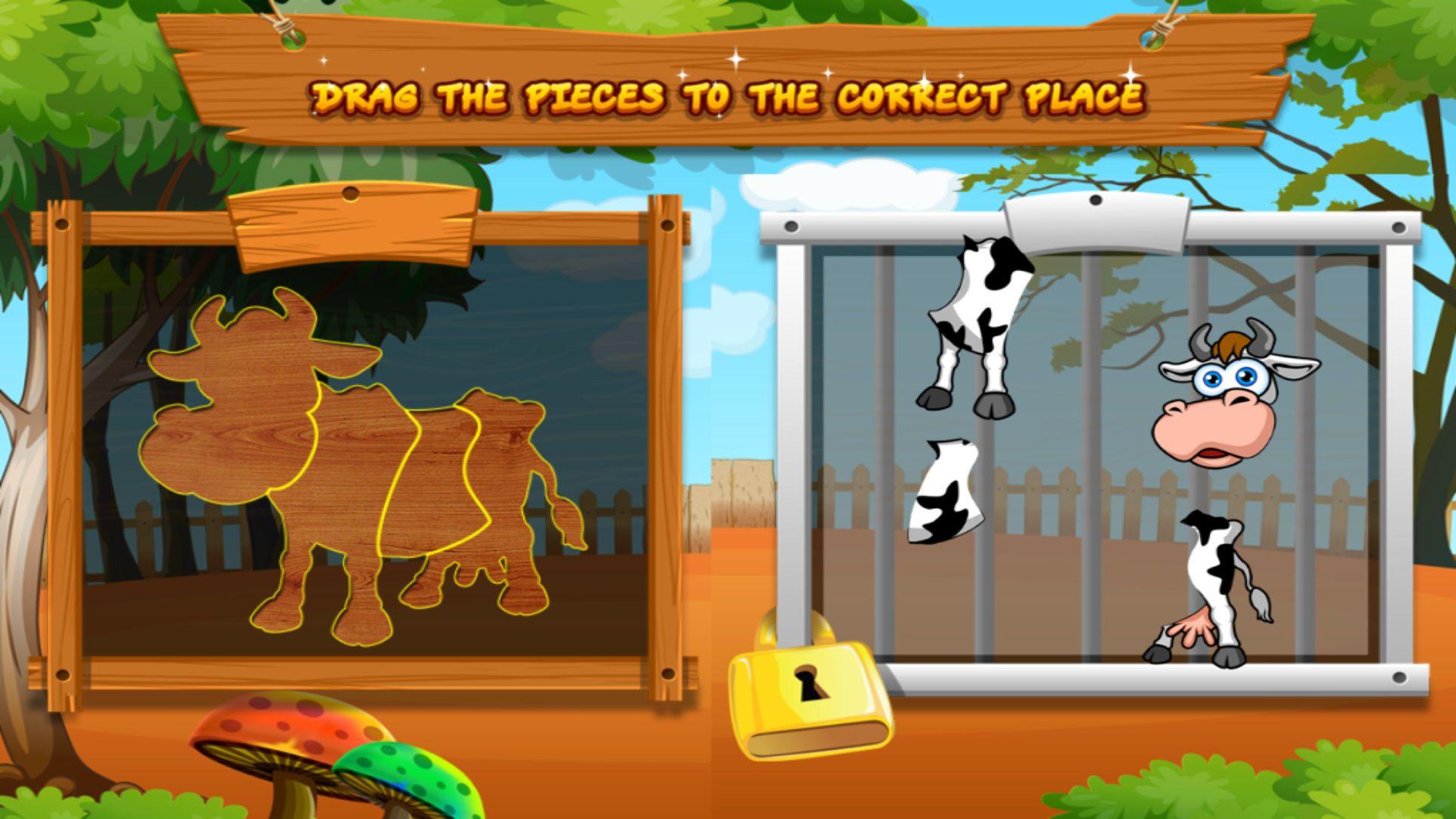 Preschool Zoo Puzzles Zoolingo PuzzleGamesEducationios