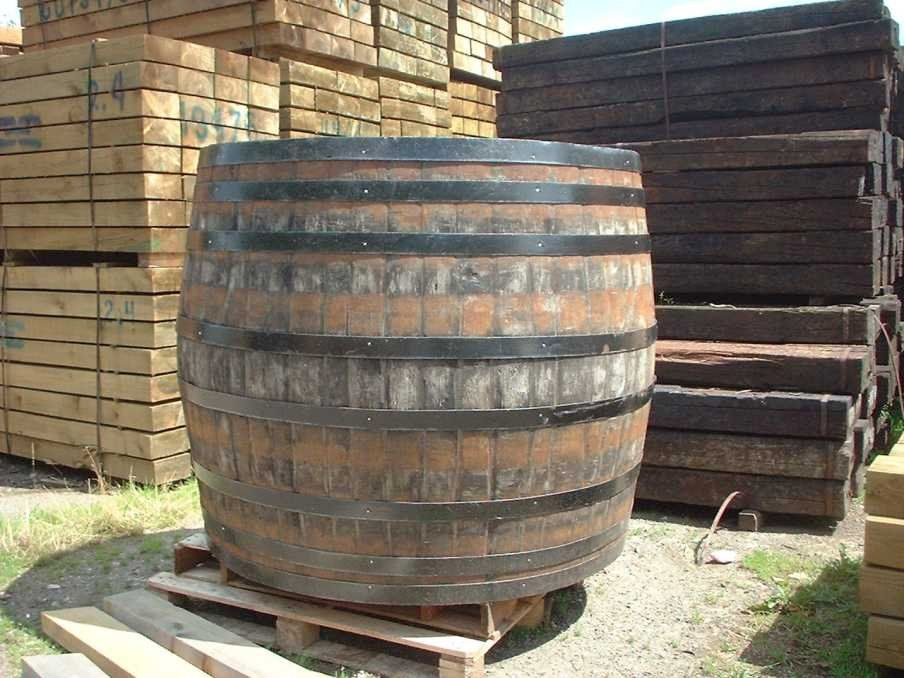 Amazing Wooden Beer Barrel For Sale 4 The Largest Wooden Barrel In The World 8 5 Metres Wide By 7 Metres High Can Be Wooden Barrel Barrels For Sale Barrel