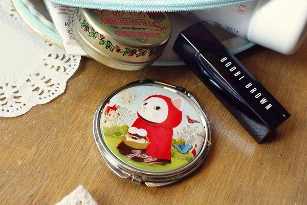 Espejos de bolsillo Choo Choo