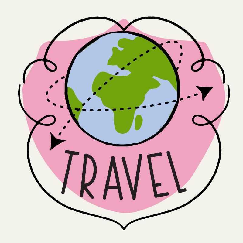 Image result for travel clipart