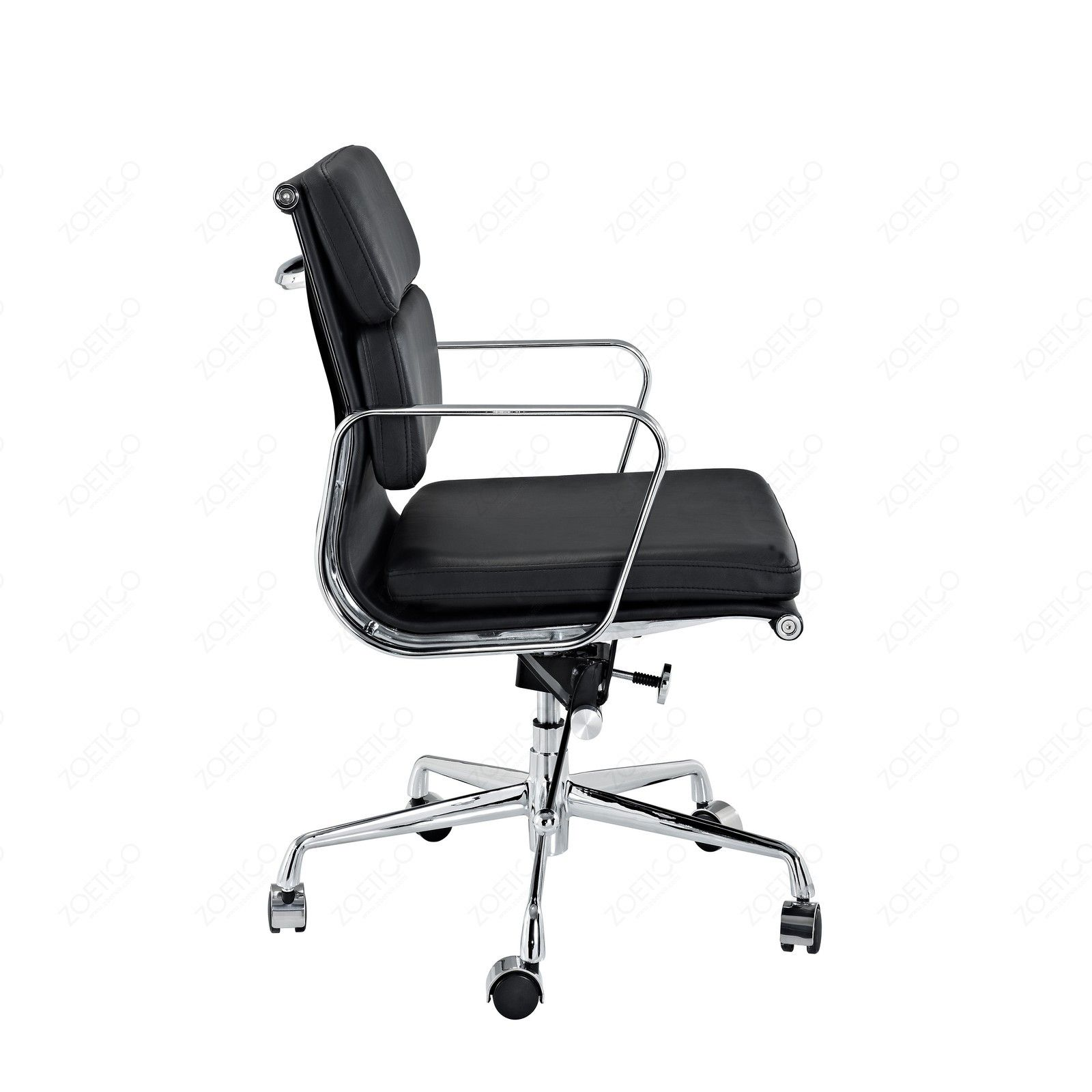 Charles and ray eames soft pad group ea 217 mid back