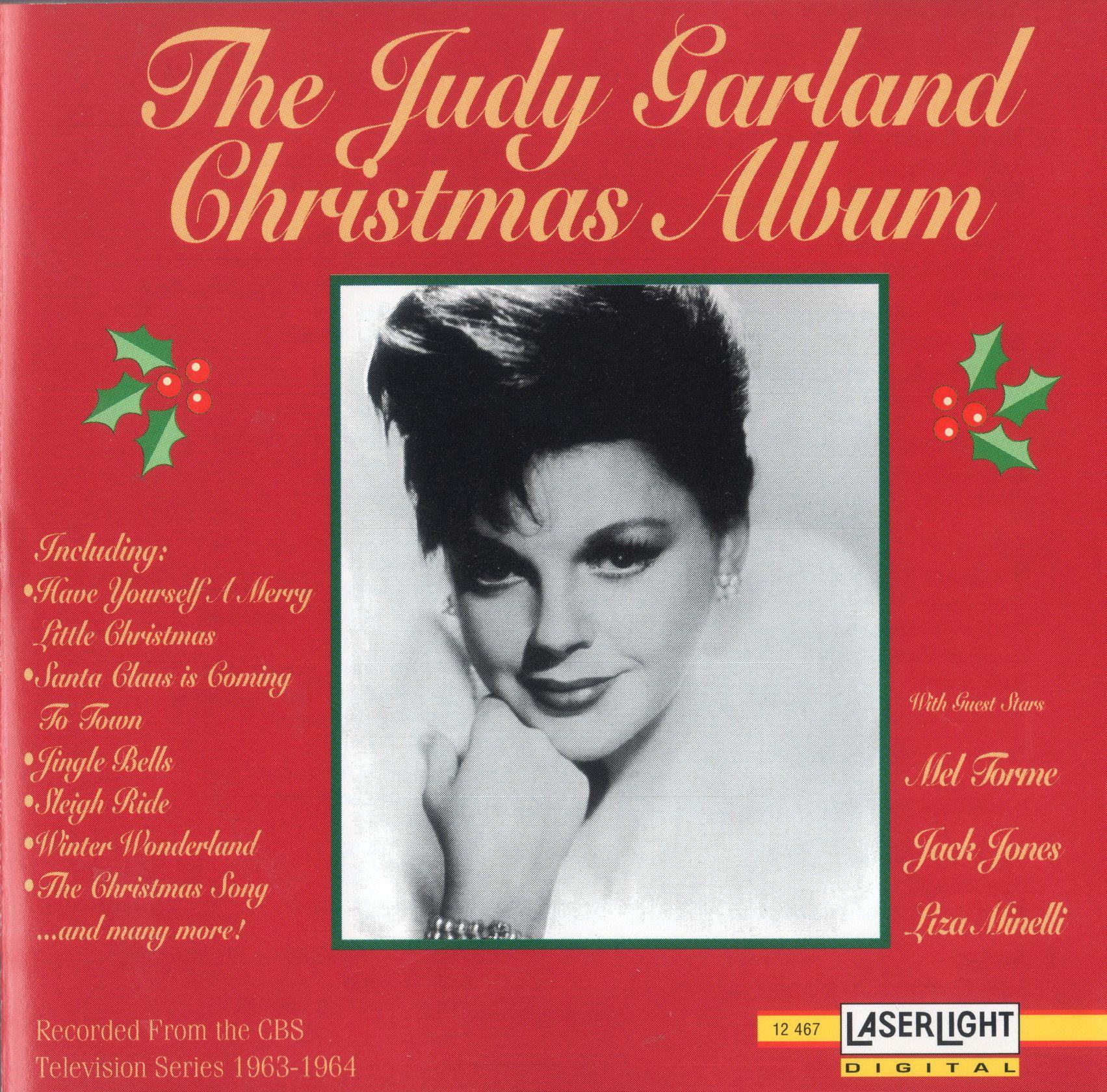The Judy Garland Christmas Album\