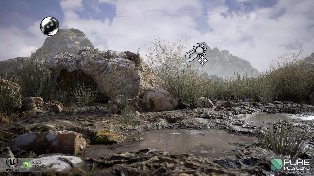 Getting The Best Of Megascans In Ue4 Unreal Engine Environment Design Game Art