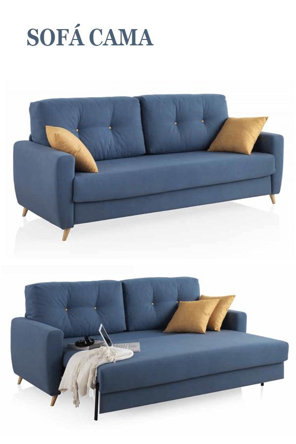 Sofa Cama Moderno En Mostoles Camas Camas Modernas Muebles