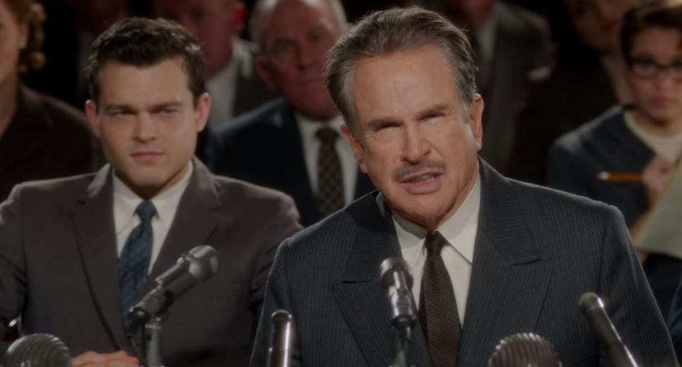 Warren Beatty S Rules Don T Apply To World Premiere As Afi Fest Opening Night Warren Beatty Howard Hughes Santa Barbara Film Festival