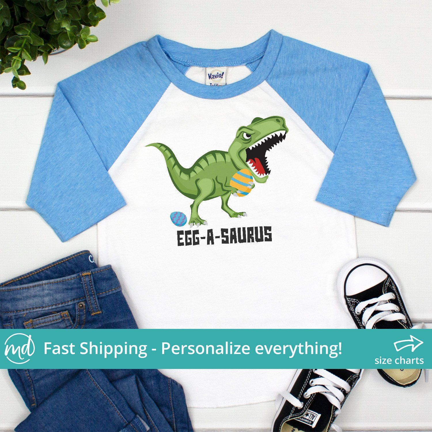aca4ecdf Easter Dinosaur Shirt, Dinosaur Easter Shirt, Boys Dinosaur Easter Shirt  For Boys, Easter Shirts For Toddler Boys Easter Shirt, EAS-061