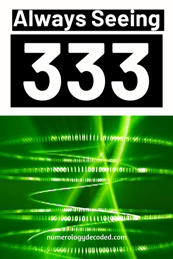 333 Meaning Are You Seeing This Number Everywhere Video Number Meanings Numerology Numbers Angel Number Meanings