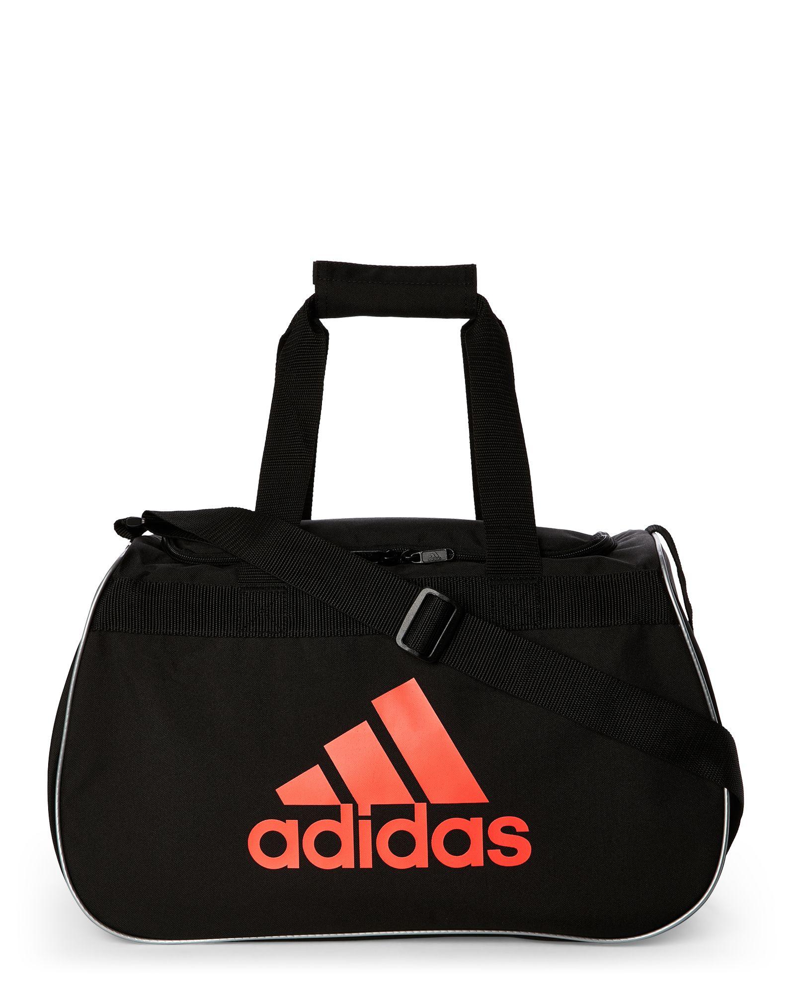 53d59a7f0 Black Diablo Small Duffel Bag | *Luggage & Bags* | Adidas duffle bag ...