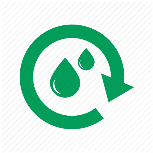 Ecology Nature Drop Refresh Water Repeat Arrow Icon Download On Iconfinder Water Icon Ecology Icon