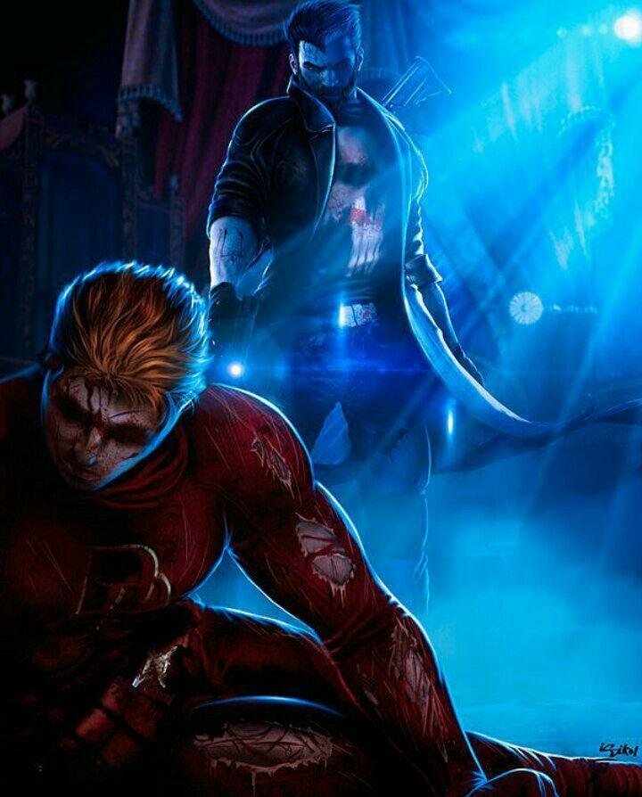 Daredevil vs. Punisher