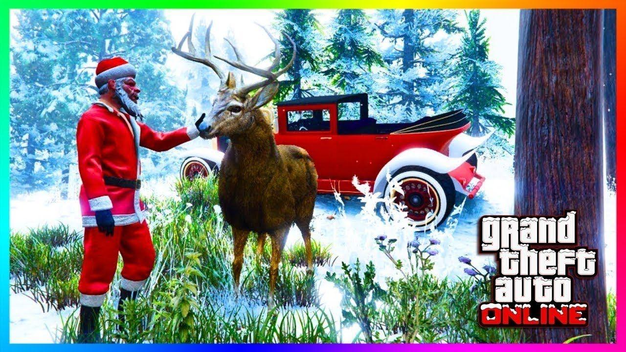 Rockstar Christmas 2020 GTA 5 Online Christmas 2020 DLC Update – Gifts, Bonuses, & MORE
