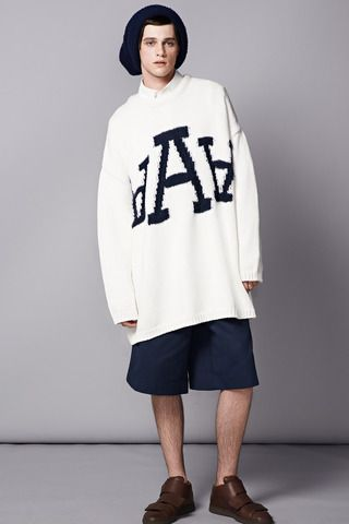 Acne Studios Spring 2015 Menswear Collection Slideshow on Style.com