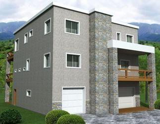 House Plan 001 2157