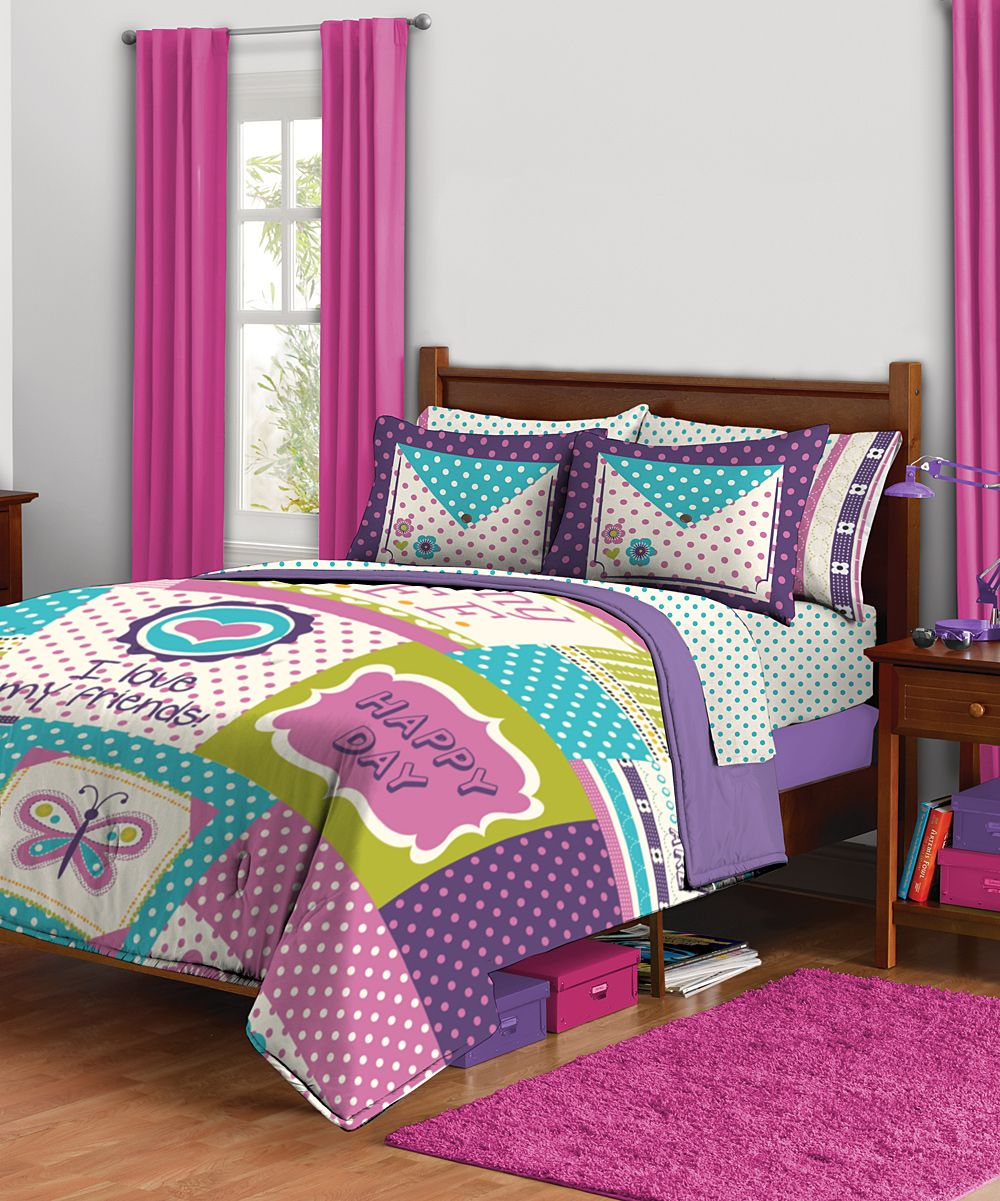 Hy Days Comforter Set Daily Deals