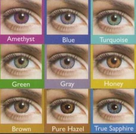 1f3b4d23e1 How To Choose Colored Contact Lens For Eyes