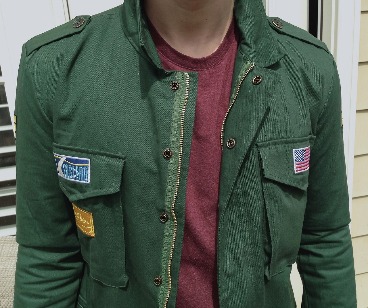 Silent Hill 2 Sunderland Jacket Review Console To Closet