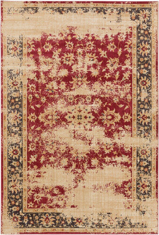 Arabesque Abs 3034 8 10 X 12 9 Rectangle Area Rug Area Rugs