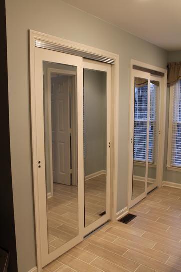 Mobile Sliding Mirror Closet Doors Folding Doors Interior