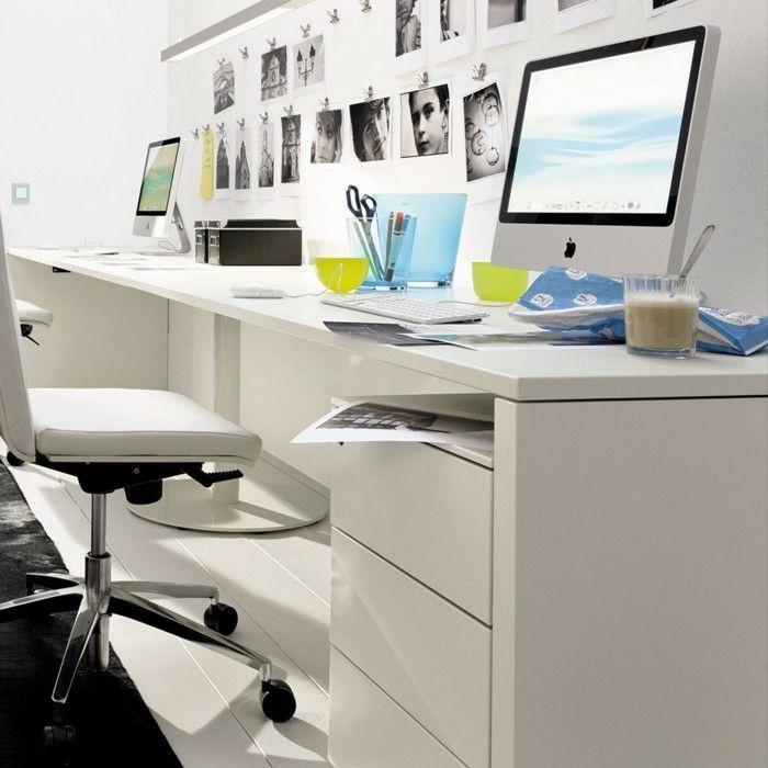 Beautiful Residential Ideas Home Office White Furniture Of Black Carpet Runner