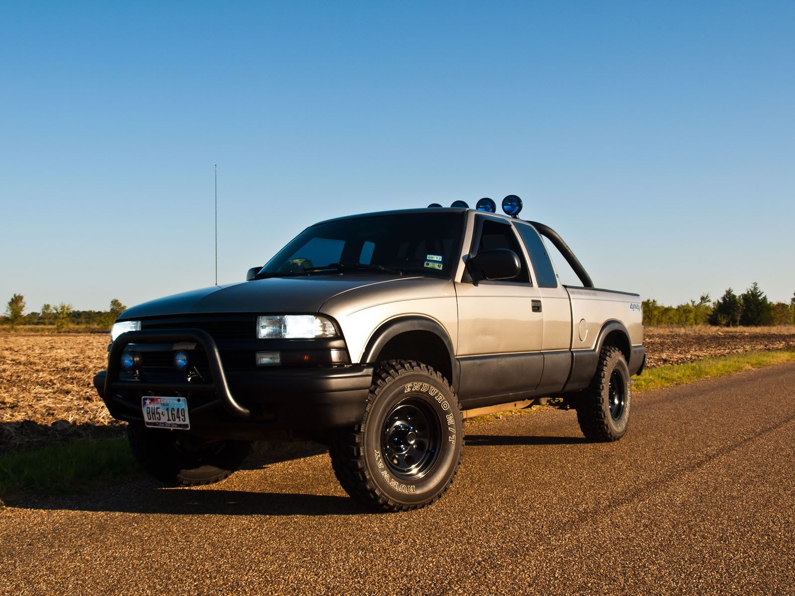 Fs ft for sale or trade tx 1999 chevrolet s10 4 3 vortec