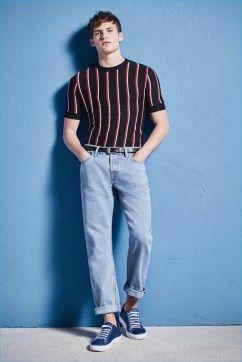 River Island Unveils Fresh Fashions For Spring 17 Vintage Summer Outfits Mens Fashion Summer 90s Fashion Men