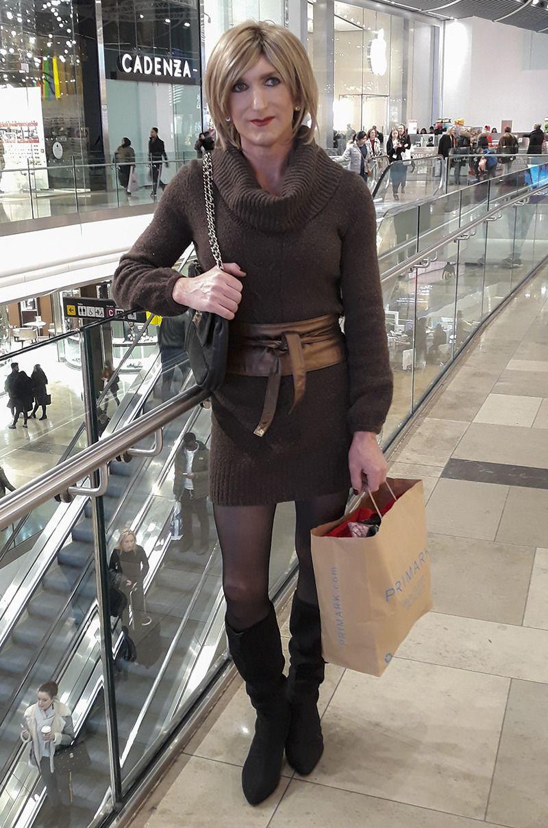 from Ayden transgendered shopping