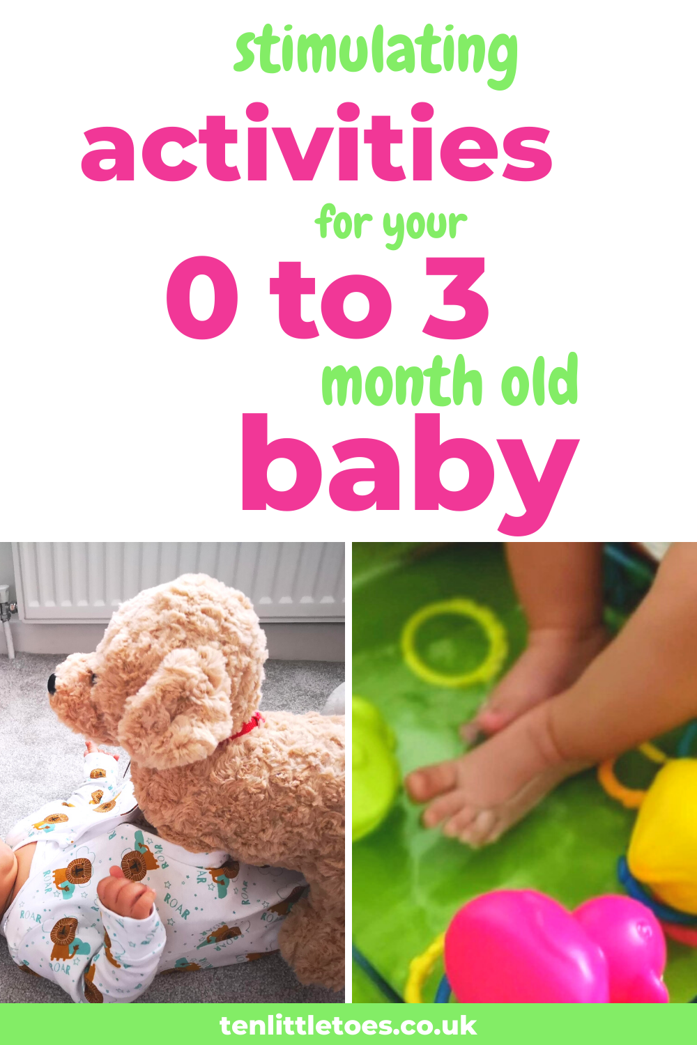 03 Month Old Activities in 2020 Infant activities, Cool